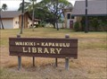 Image for Waikiki-Kapahulu Public Library - Honolulu, Oahu, HI