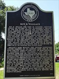 Image for Roy B. Wallace