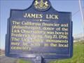 Image for James Lick