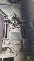 Image for Francis Cavendish Memorial - St Cuthbert - Doveridge, Derbyshire