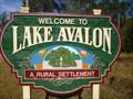 Image for Lake Avalon - Winter Garden, Florida, USA.