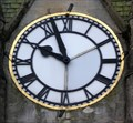 Image for Saint Catherine's Church Clock - Pontypridd, Wales.