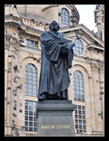 Image for Martin Luther and 7100 Martin Luther asteroid - Dresden, Germany
