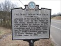 Image for The Great Indian War Trail - 1C 12 - Seymour, TN