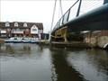 Image for River Bure Footbridge - Wroxham, Norfolk