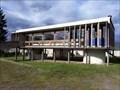 Image for Le Corbusier, cantine, Marçon, France