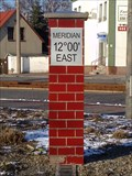 Image for East 12° 00´ Meridian ,Merseburg ,Germany