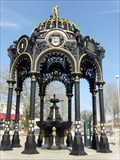 Image for Gazebo - Merthyr Tydfil, Glamorgan, Wales, Great Britain.