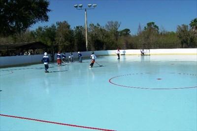 Lake Parker Park Rink - Inline Hockey Rinks on Waymarking.com