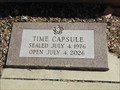 Image for Pleasant Hill City Hall Bicentennial Time Capsule - Pleasant Hill, Mo.