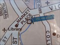 Image for You Are Here - Market Place - Camelford, Cornwall