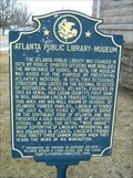 Image for Atlanta Public Library-Museum - Atlanta, Illinois