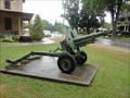 Image for Canadian Army 105 MM Pack Howitzer - Picton, ON