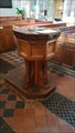 Image for Peter L. Whitaker  Font- St John the Baptist Church - Berkswell, West Midlands