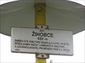 Image for Elevation Sign - Zihobce.550m
