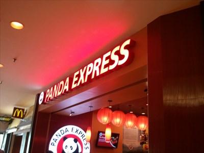 Panda Express Stoneridge Mall Pleasanton Ca Chinese Restaurants On Waymarking
