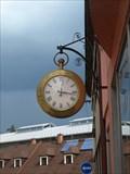 Image for Hodiny na hodinárství / The clock on the watchmaker shop - Antala Staška c.p. 602, Semily, CZ