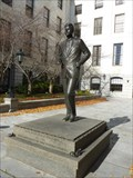 Image for Statue of JFK: Going Places - Boston, MA