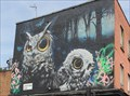 Image for Nighttime Owls -- Camden High Street, Camden, London UK