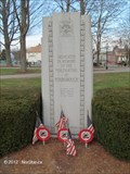 Image for Foxborough Fire Fighter Memorial - Foxborough, MA