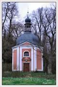 Image for Fourteen Holy Helpers Chapel (Paletínská kaple), Luže, Czech Republic