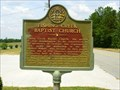 Image for Fishing Creek Baptist Church-GHM 157-26-Wilkes Co
