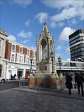 Image for Queen Victoria - Jubilee Square, Maidstone, UK