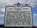 Image for OLD FEDERAL ROAD ~ 1F 13