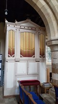Image for Church Organ - St Denys - Eaton, Leicestershire