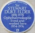 Image for Sir Stewart Duke-Elder - Harley Street, London, UK