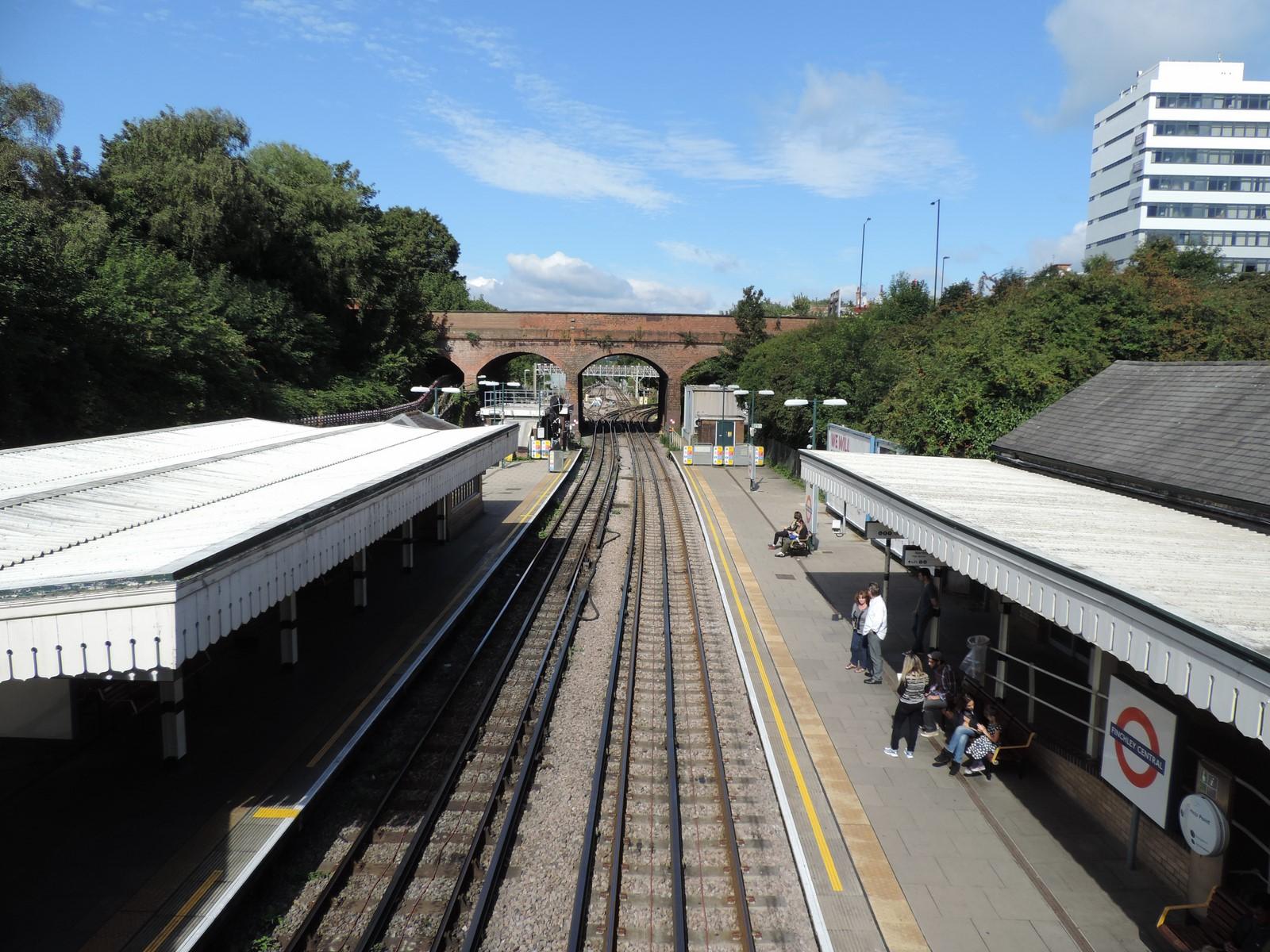 High Barnet Station Car Park