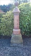 Image for Pentre WW1 & WW2 Memorial - Wrexham, Wales, UK