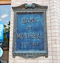 Image for OLDEST - Bank of Montreal in British Columbia