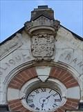 Image for Blason sur l'école Albert Camus - Luynes, France