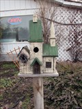 Image for Jerseyland Dairy Birdhouse - Grand Forks, British Columbia CND