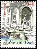 Image for Trevi Fountain (Fontana di Trevi) - Rome, Italy