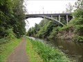 Image for Supertram Footbridge 7B On The Sheffield And Tinsley Canal - Attercliffe, UK