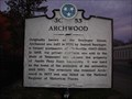 Image for Archwood