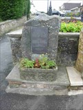 Image for World War II Memorial, Raglan, Gwent, Wales
