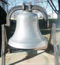 Image for Bell from a former school, Lyndon, IL