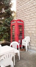 Image for Red Telephone Box - Marblehead, Ohio