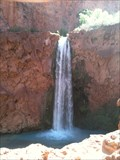 Image for Mooney Falls Overlook - Supai, AZ