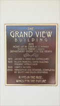 Image for The Grand View Building - 1889 - Chico, CA