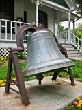 Image for Bell - Metamora School Bell -  Wauseon, OH