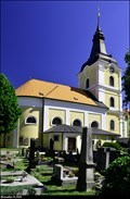 Image for Kostel Panny Marie Bolestné / Church of Our Lady of Sorrows - Jicín (East Bohemia)