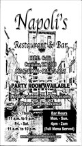 Image for Napoli's Restaurant & Bar - Corsicana, TX