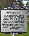 Image for Burke Fort - Bernardston, MA