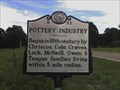 Image for Pottery Industry, Marker K-52