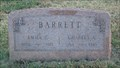 Image for 101 - Emma J. Barrett - Fairlawn Cemetery - Stillwater, OK