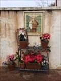 Image for Saint Anthony-Pray for Us-San Xavier del Bac, Tucson, Arizona